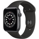 Apple Watch Series 6 GPS 44mm black